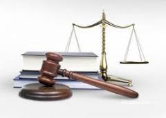 Servicios de juristas en derecho