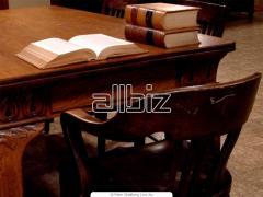 Servicios de abogado