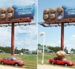 Publicidad en bordos de coches
