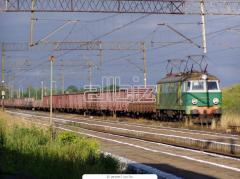 Transporte de cargas industriales