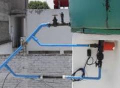 Instalacion de bombas de agua