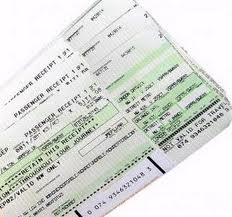 Reservación de billetes de pasaje varios