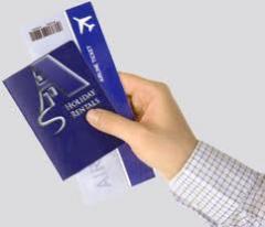 Venta de billetes de pasaje