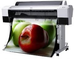 Imprenta de interior