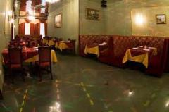 Restaurante en el hotel