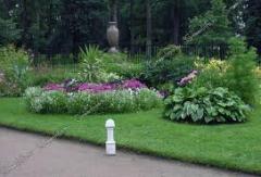 Parques y jardines - equipos