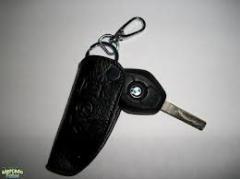 Fabricación de llaves para autos