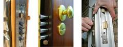Reparación de cerraduras varias
