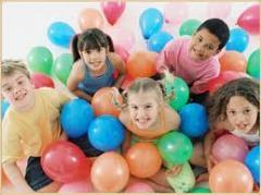 Fiestas de niños